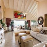 Premium-Villa, 5Schlafzimmer, eigener Pool, Meerblick - Wohnbereich