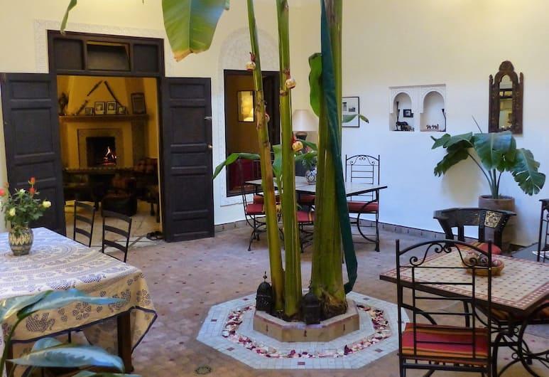 Riad Marhbabikoum, Marrakech, Taras/patio