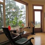 Seaview Cottage - Вітальня