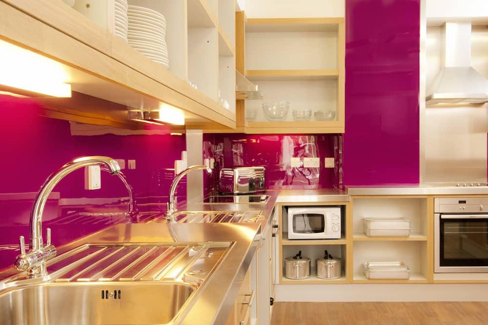 Room (5 Bed Private) - Dapur berkongsi