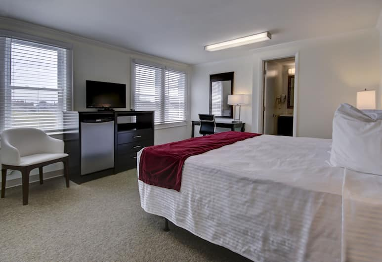 The Wellington Hotel, Ocean City, Standard Room, 1 King Bed, Guest Room