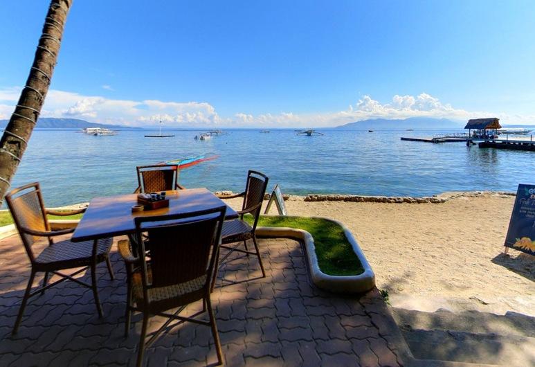 El Galleon Beach Resort Asia Divers, Puerto Galera, Outdoor Dining