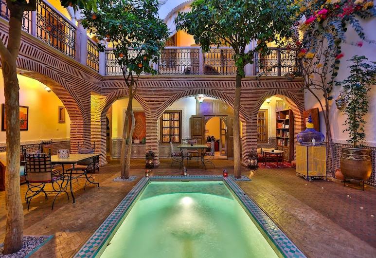Riad Fleur d'Orient, Marrakech, Vista Aérea