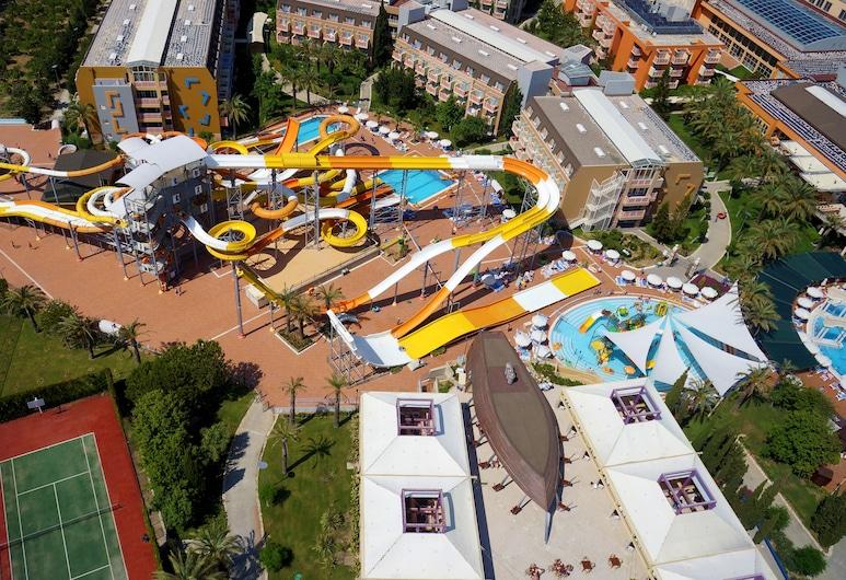 Pegasos World Hotel - All Inclusive, Side, Výhľad z výšky