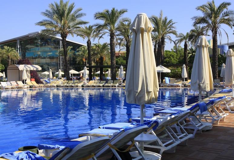 Pegasos World Hotel - All Inclusive, Side, Udendørs pool