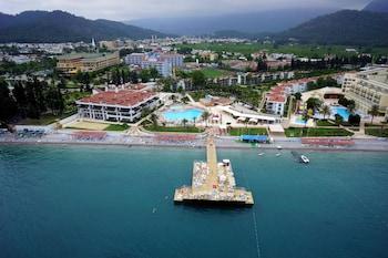 Kemer bölgesindeki Hydros Beach Resort & Hydros Club Hotel - All Inclusive resmi