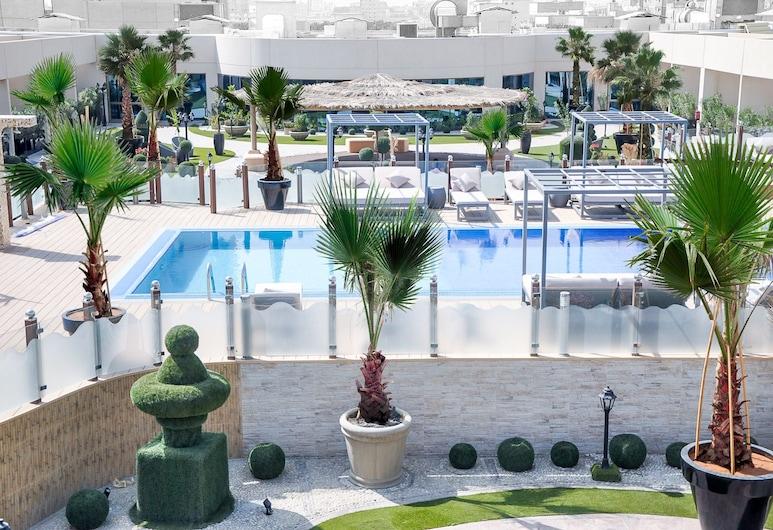 Somewhere Hotel Apartment Al Ahsa, Al-Hofuf, Alberca al aire libre