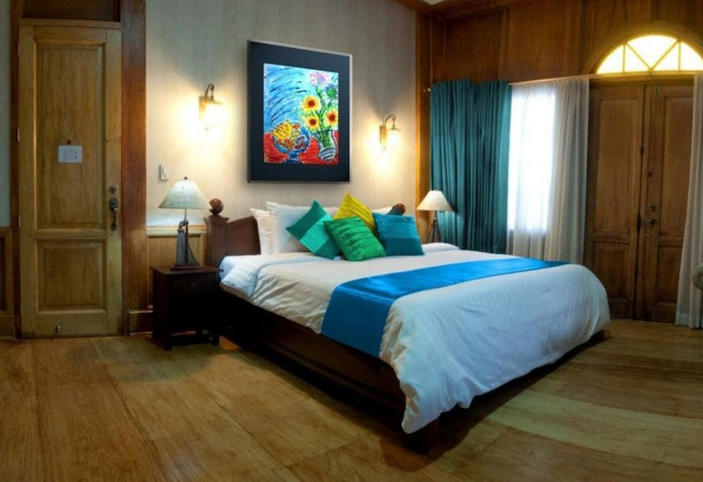 The Heritage Mansion, Baguio, Family Suite, Guest Room