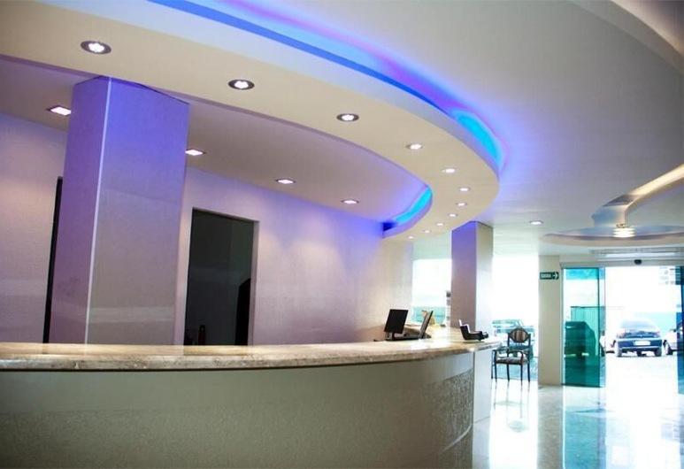 Emirates Hotel & Suítes, Santana do Livramento, Vestibyle