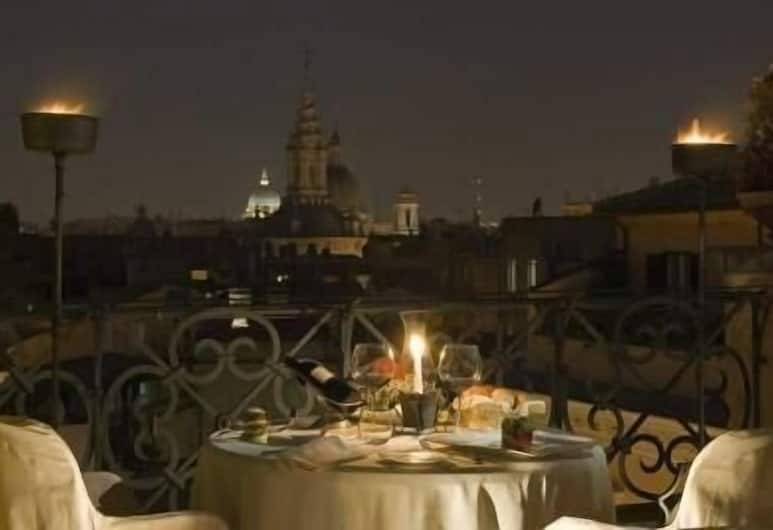 Miriam Guesthouse, Rome, Outdoor Dining