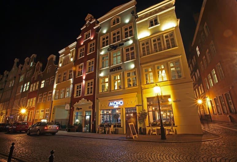 Stay Inn Hotel, Gdansk, Bagian luar