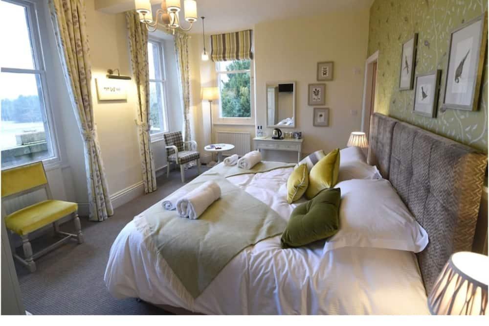 高級雙人或雙床房, 獨立浴室 - 客房