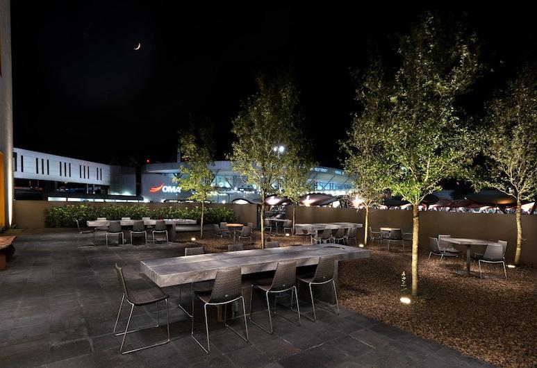 Hilton Garden Inn Monterrey Airport, Apodaca, Αίθριο/βεράντα