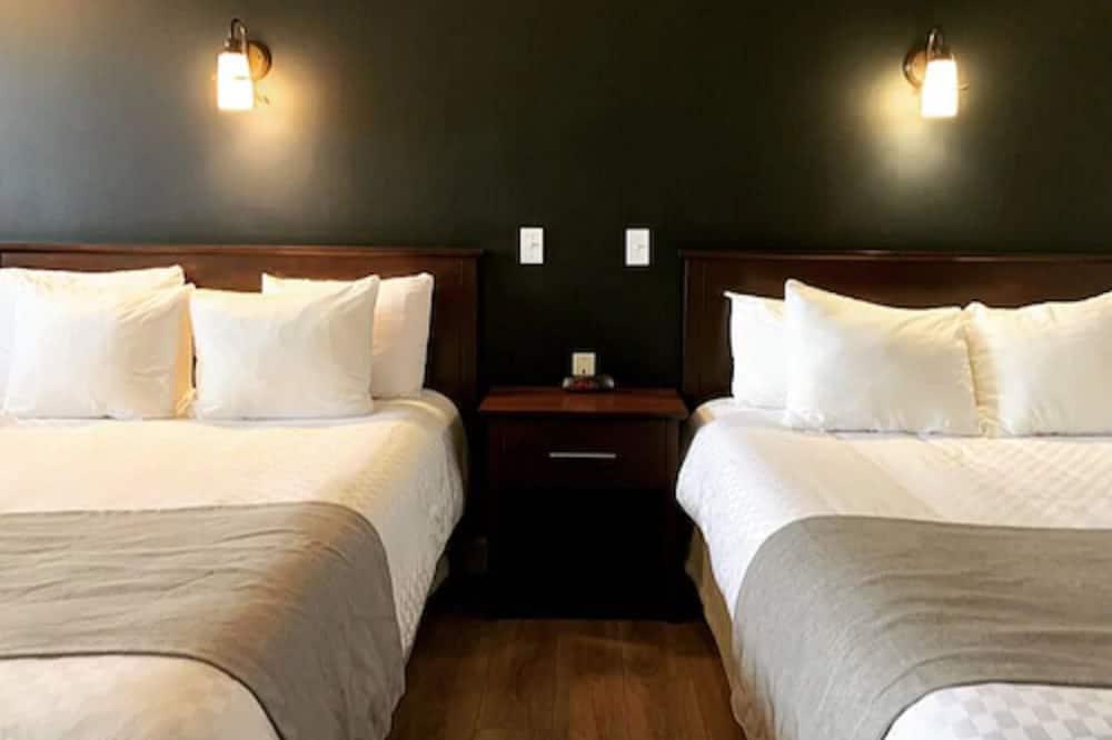 ห้องเบสิก, เตียงควีนไซส์ 1 เตียง - ห้องพัก
