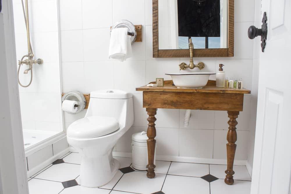 Dvivietis kambarys mieste - Vonios kambarys