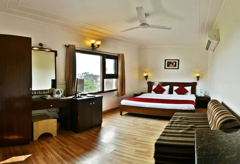 Hotel Sapphire, Amritsar, Executive Twin Room, 1 Double Bed, Guest Room