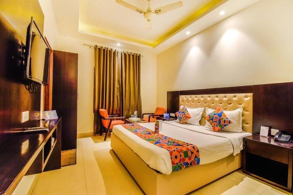 Pokój dwuosobowy z 1 lub 2 łóżkami typu Superior, Łóżko king - Pokój