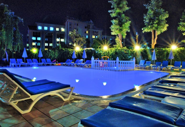Select Apart Hotel, Alanya, Açık Yüzme Havuzu
