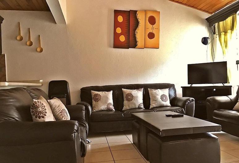Hotel Los Valles, Bocoyna, Cabin, 2 Bedrooms, Living Room