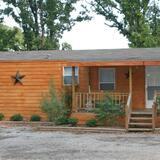 Deluxe Cabin, 2 Bedrooms - Terrace/Patio