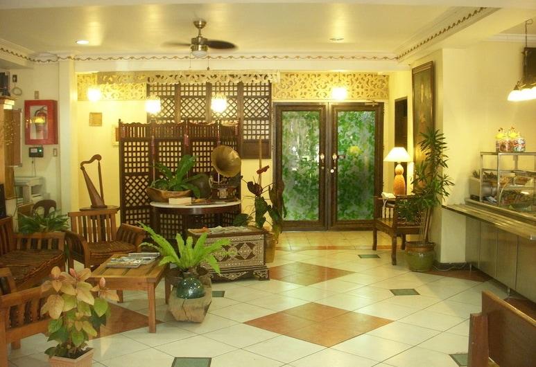 Plaza Maria Luisa Suites Inn, Dumaguete, Lobby Sitting Area