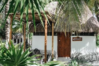 Foto van Hotel Zazil Kin in Tulum
