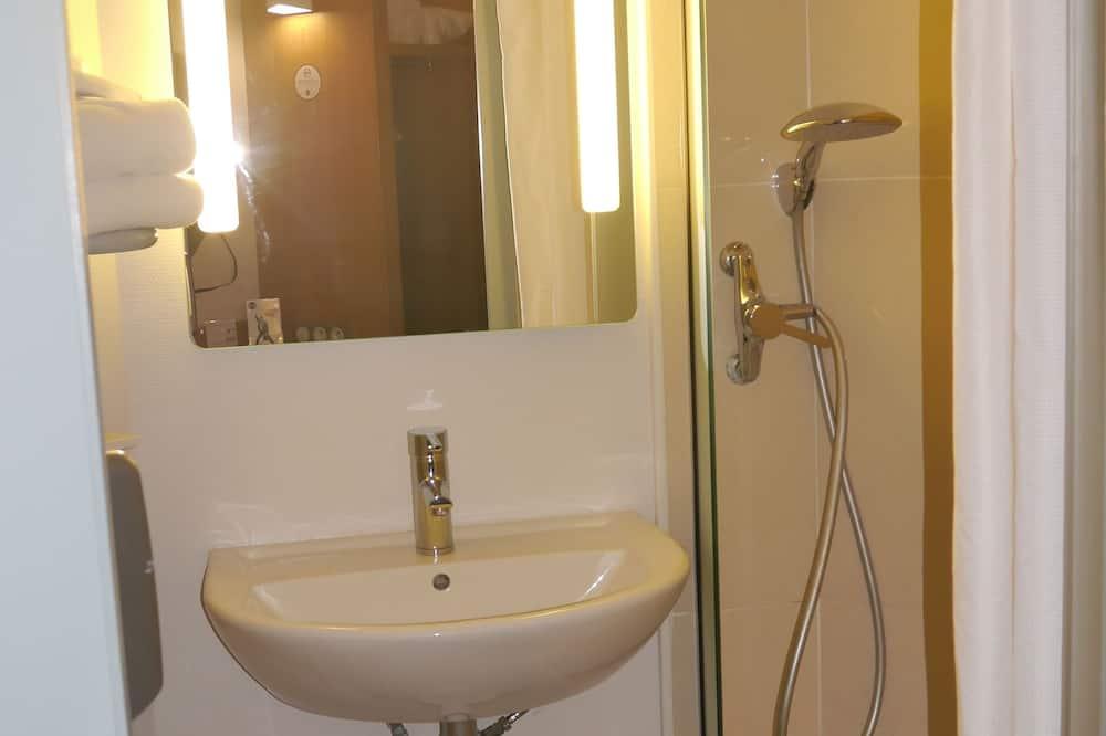 雙人房, 1 張標準雙人床, 吸煙房 - 浴室