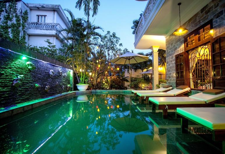 Ngan Phu Villa, Hoi An, Piscina Exterior