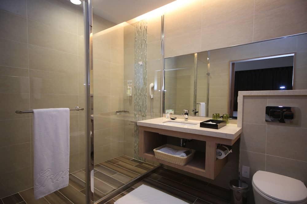 標準雙人房, 無窗 - 浴室