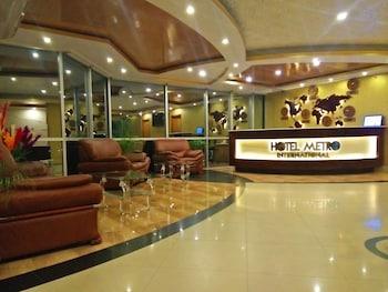 Nuotrauka: Hotel Metro International, Silhatas