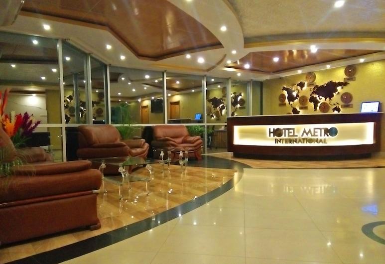 Hotel Metro International, Sylhet