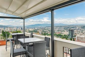 Slika: The Terrace Boutique Hotel ‒ Tbilisi
