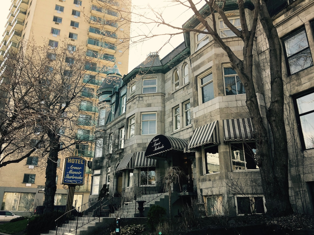 Hotel Manoir Sherbrooke Montreal