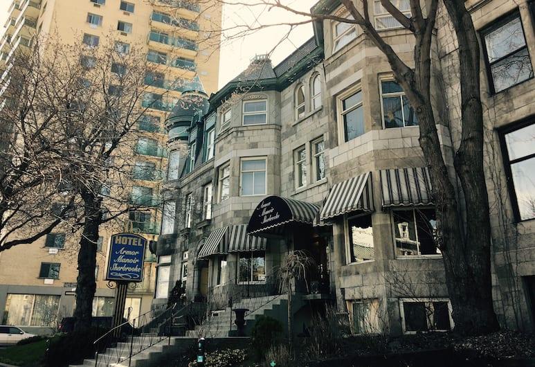 Hotel Manoir Sherbrooke, Montreal