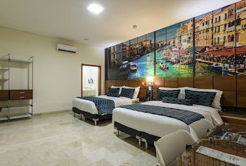 Medellin bölgesindeki Hotel Dorado La 70 resmi