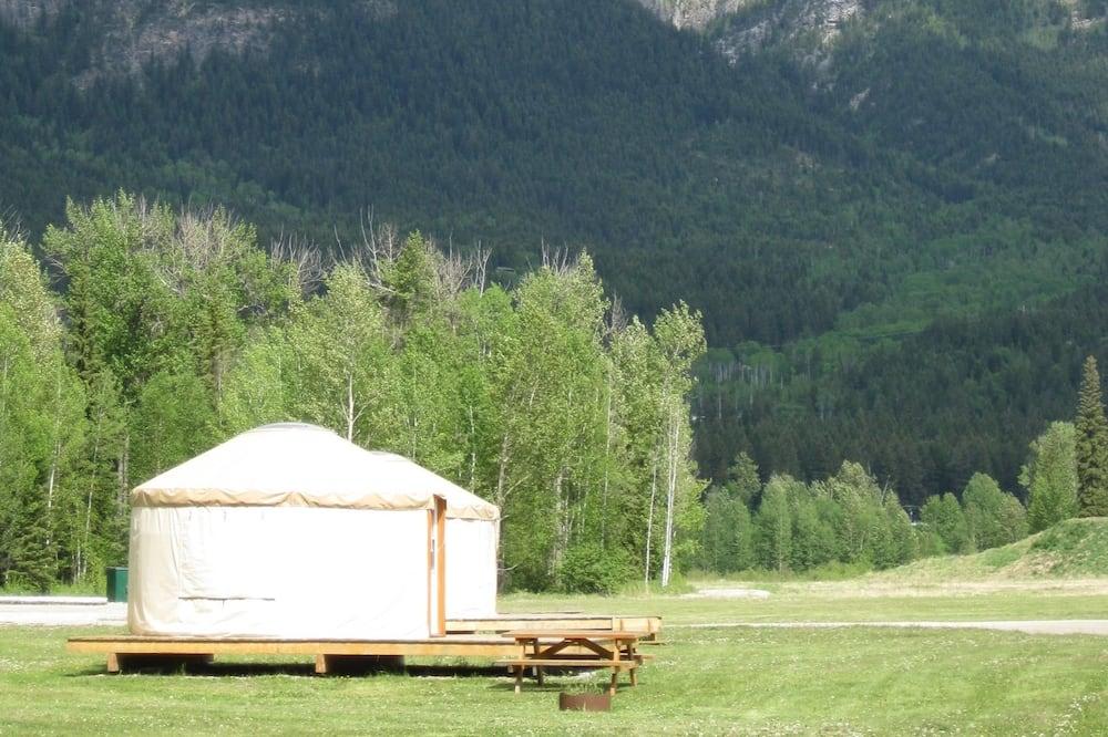 Tienda de campaña (Bedding not included) - Vista a la montaña