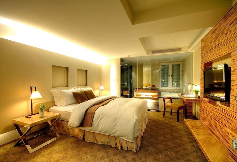 Kapok Hotel & Resorts, Luodong, Klassieke suite, Kamer