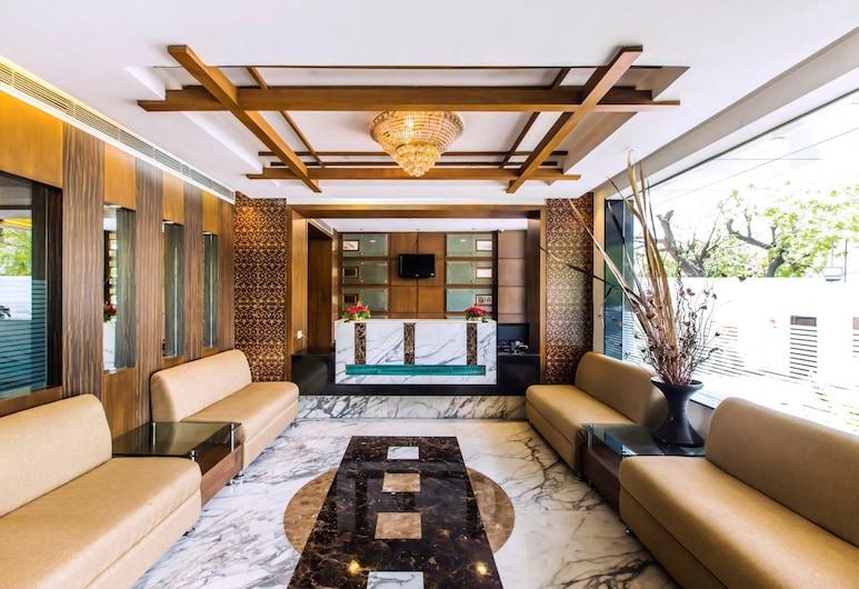 Hotel Golden Manor, Jaipur, Réception