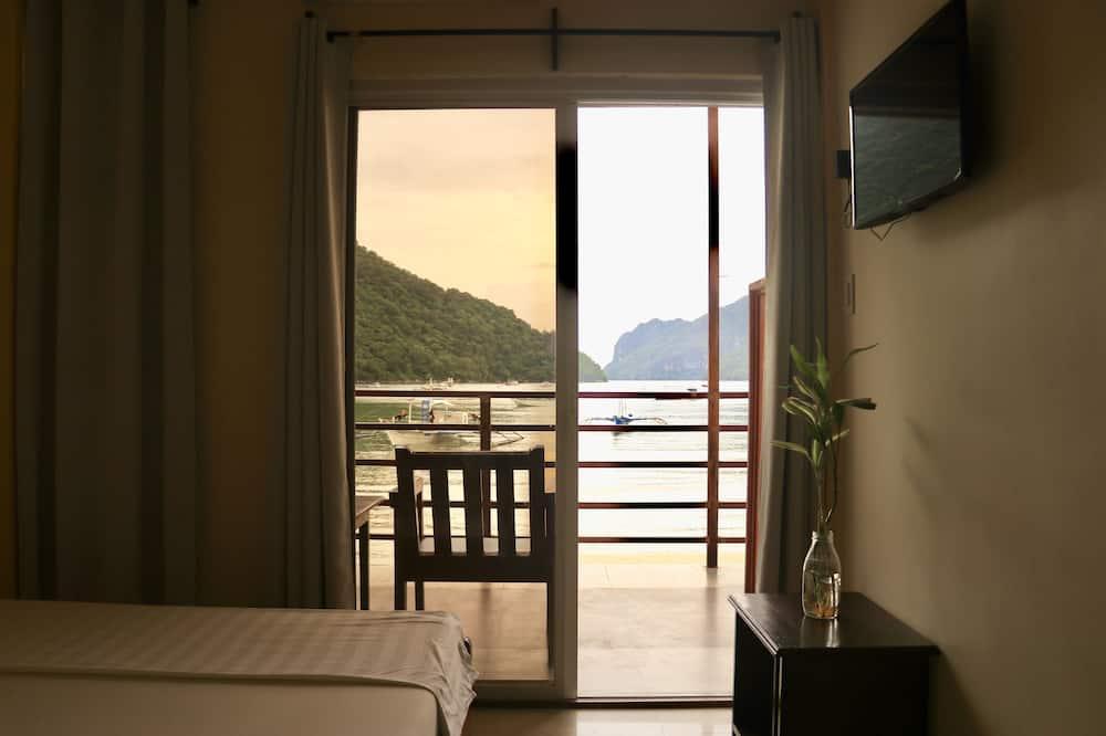 Dvojlôžková izba - Výhľad na pláž/oceán