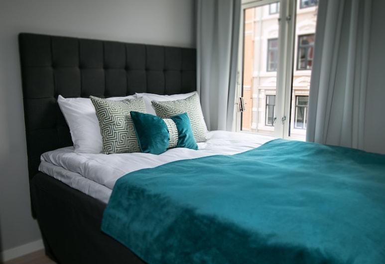Frogner House Apartments - Odinsgate 10, Oslo, Leilighet, 3 soverom, Gjesterom