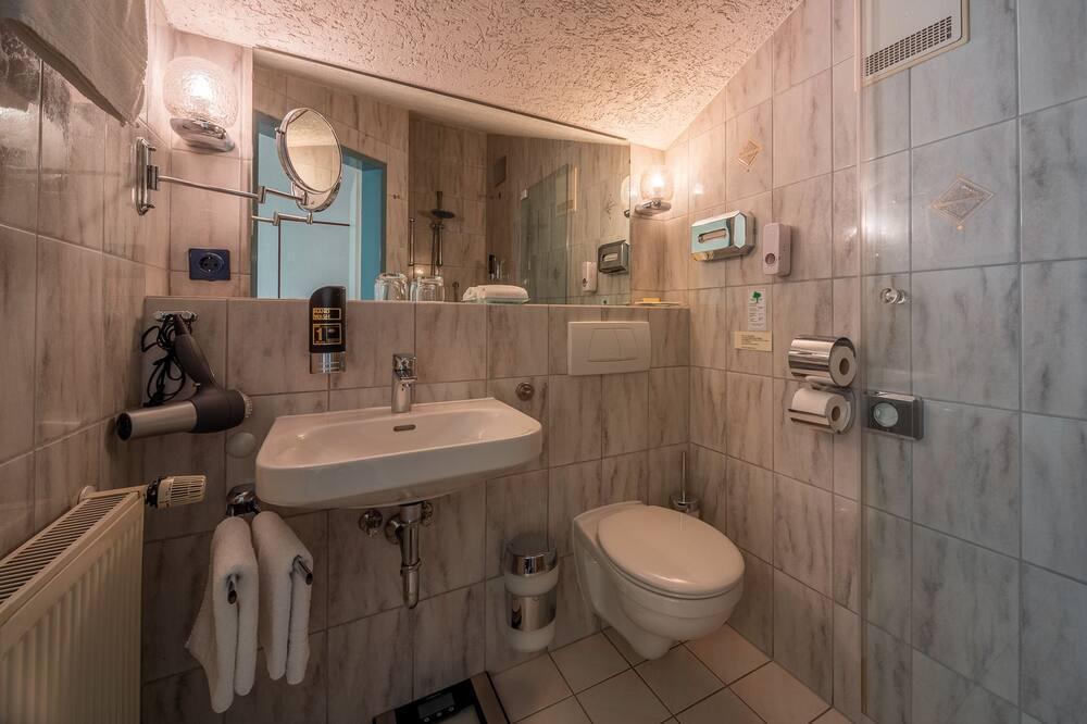 غرفة مزدوجة مريحة - حمّام