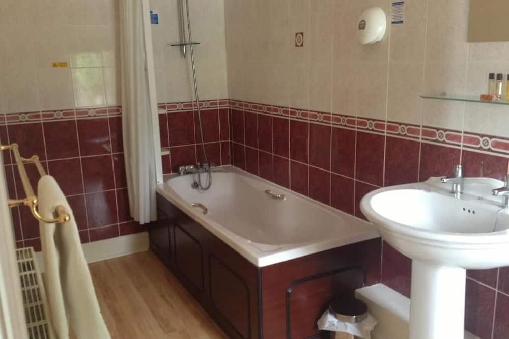 Quarto Duplo Familiar, 1 Quarto - Casa de banho