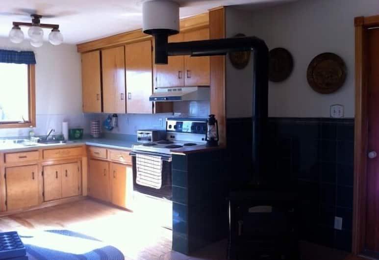 Crystal Springs Vacation House, Baddeck, Ferienhaus, 4Schlafzimmer, Seeblick, Wohnbereich