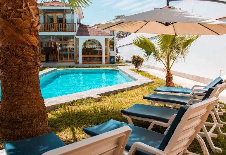 安哥斯圖拉精品酒店, 伊卡, 泳池