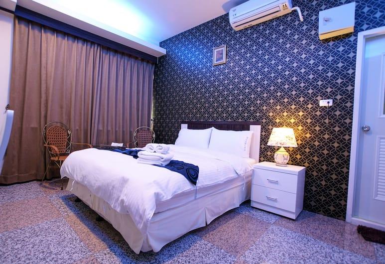 安慶 67 精品套房館, 台東市, 豪華雙人房, 客房