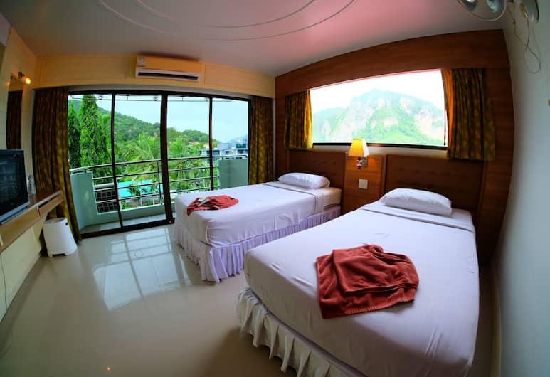 奧南高景旅館, 喀比, 客房