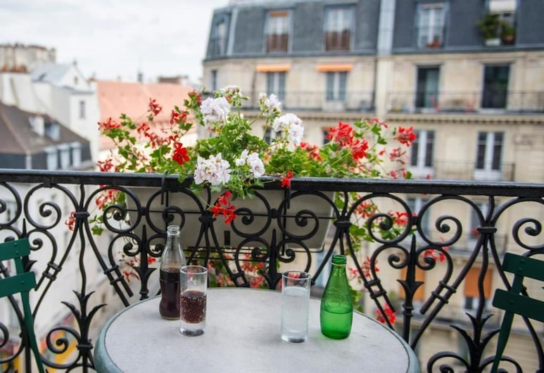 Familia Hotel, Paris, Superior Double Room, Balcony