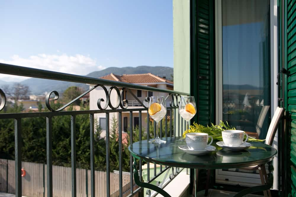 Luksuzna vila, 2 spavaće sobe - Balkon