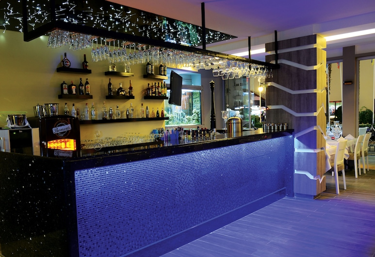 Ozgur Bey Spa Hotel, Alanya, Bar do Hotel