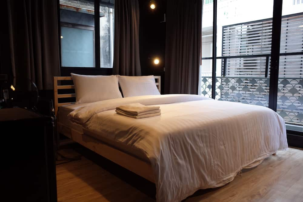 SL2 Classic: King Room with Private External Bathroom - 客房